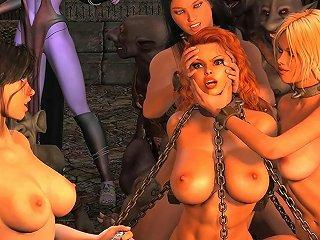 XHAMSTER @ Dark Witch Diaporama Hentai Hd Porn Video 8b Xhamster