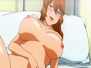 BRAVOTUBE @ Busty Teens Suck And Fuck A Cock In An Anime Threesome